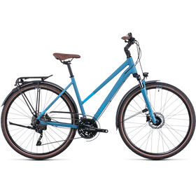 Cube Touring EXC Trapeze, blu